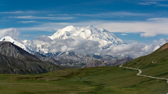 denali national park mount mckinley
