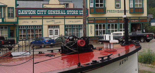 Yukon Canada Dawson City