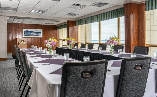 Meeting Room at Westmark Anchorage