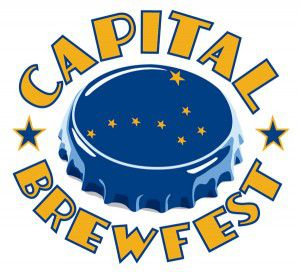 Capital Brewfest Juneau Alaska local brews from Juneau, Sitka and Talkeetna