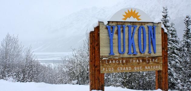 Chad Saunders - Yukon Sign