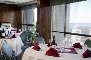 Westmark Hotel banquet facility Anchorage Alaska