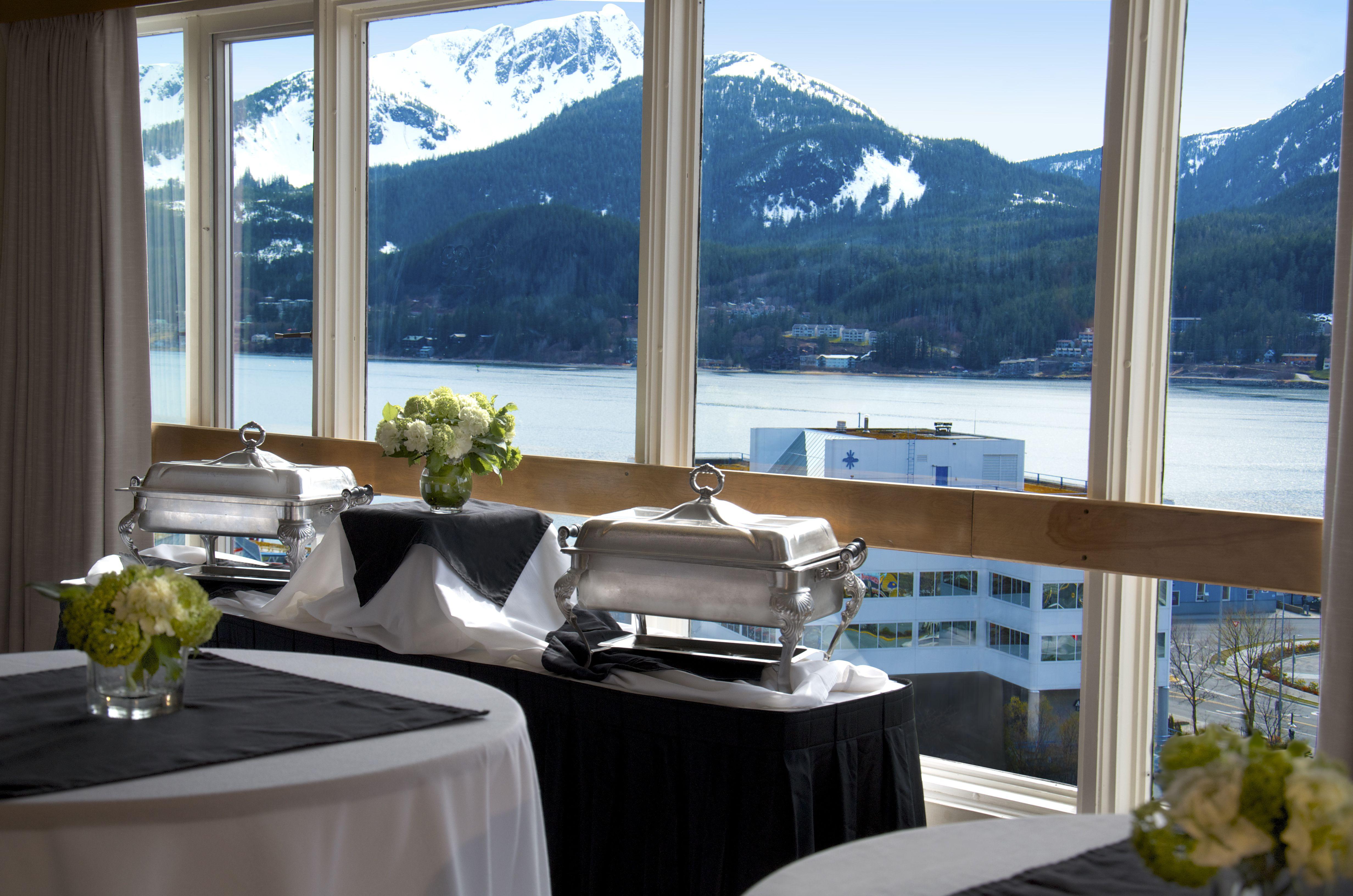 Westmark Hotel Sitka Restaurant