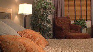 Westmark Fairbanks Hotel room