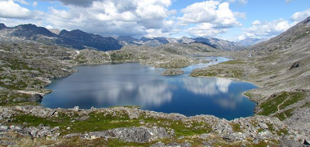 Leslie Kellogg_Crater Lake-Chilkoot trail700