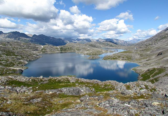 Leslie Kellogg_Crater Lake-Chilkoot trail700