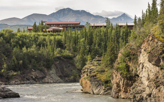 Denali Hotel Mckinley Chalet Resort Alaska Westmark Hotels