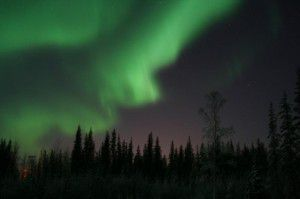 Spectacular Northern Lights Westmark Hotels Alaska & the Yukon
