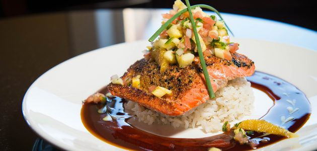The First Copper River Salmon Of The Season Are At Westmark Hotels