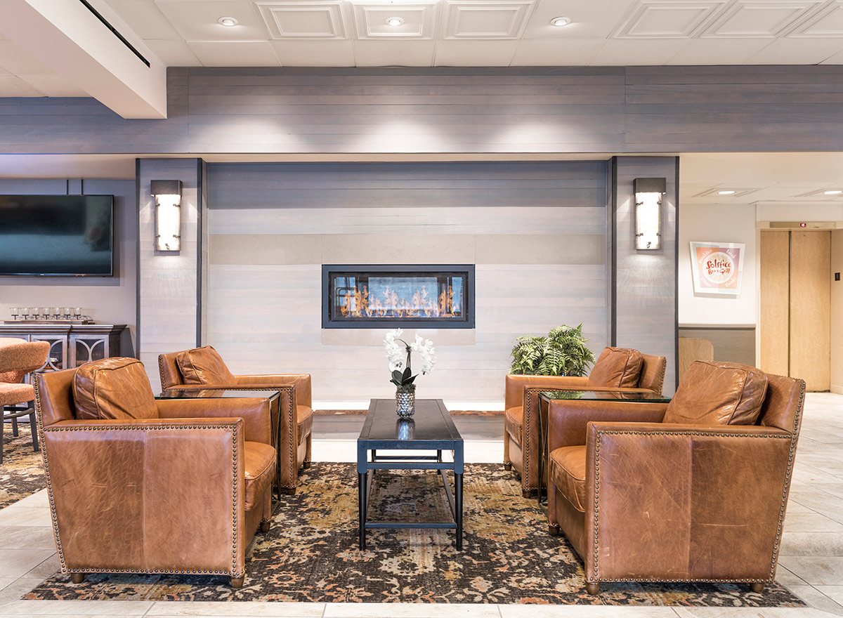 Westmark Anchorage lobby