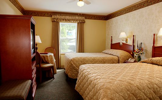 WMDAW - 2 DOUBLE BEDS