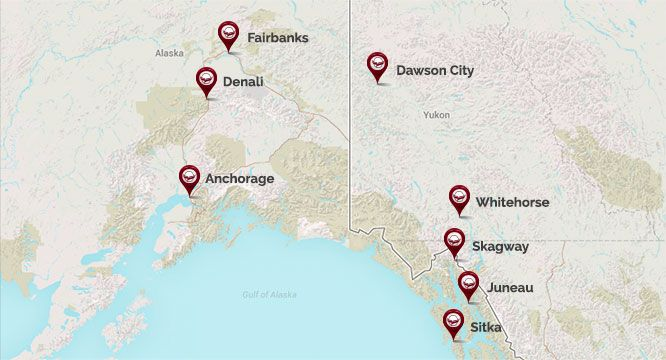 Hotels In Alaska Hotels In Yukon Westmark Hotels