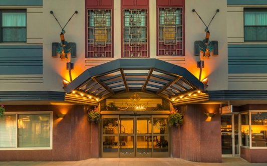 The Historic Westmark Baranof Hotel Stands Out Amongst All Juneau Hotels