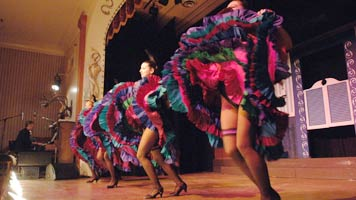 Dawson City - Dancers