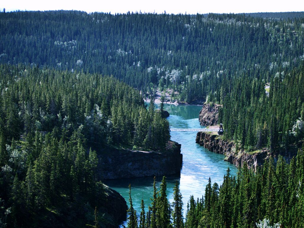 whitehorse miles canyon