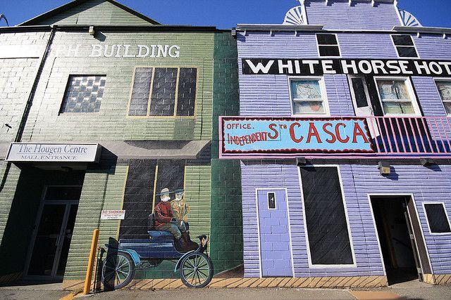 whitehorse hotel